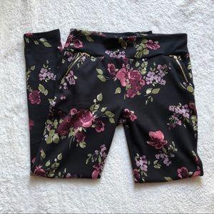 ☀️HOST PICK☀️ Shosho Floral Leggings w/ Pockets